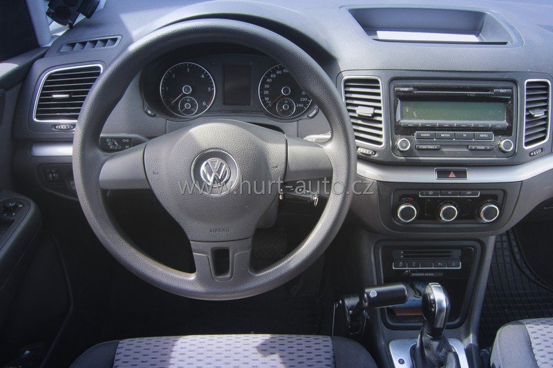 VW Sharan II